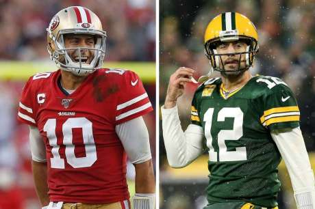 Aaron Rodgers Jimmy G 49ers Packers.jpg